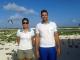 10/05/2015 - Os biólogos Katia e Pedro
