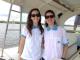 05/04/2015 - Novas pesquisadoras - Natália e Luciana