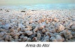 Areia no Atol