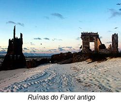 Ruínas do Farol antigo
